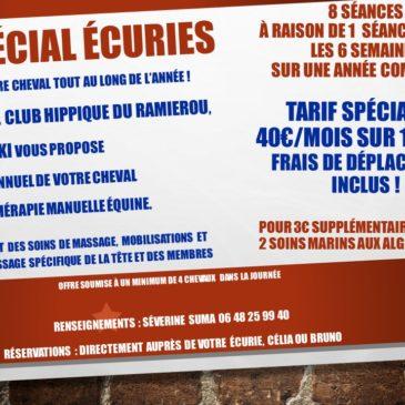 Lancement du pack écuries à Montauban !